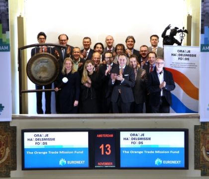 Octatube winnaar Oranje Handelsmissiefonds 2015