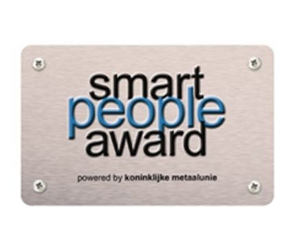 Octatube districtswinnaar Smart People Award