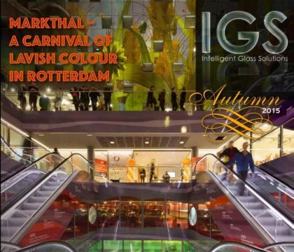 Intelligent Glass Solutions - Markthal