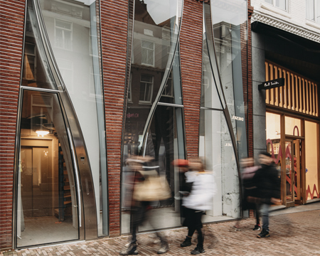 P.C. Hooftstraat 138 wins Architizer A+ Award