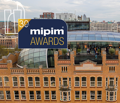Diamond Exchange wins MIPIM Award