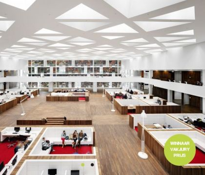 Rotterdam Architecture Award for EMC Educational Centre